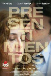 Presentimientos 2013 Poster Peliculas En Espanol Peliculas Libro De Aventuras