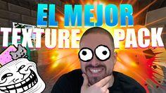 EL MEJOR TEXTURE PACK PVP | MINECRAFT 1.8 PVP + TROLL APIXELADOS V6