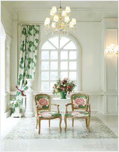 당신을 위한 베스트 웨딩 스튜디오 1 Window Photography, Luxury Living, Pink And Green, Architecture Design, Cottage, Windows, Flooring, Doors, Living Room