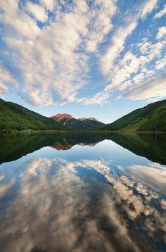 Crystal Lake, Colorado, USA