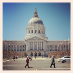 Civic Center, San Francisco