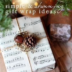 Gift Wrapping Ideas – No Sew DIY Gift Bag - Finding Home