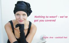 Check out Suburban Turban for inspiration and ideas about how to deal with hair loss