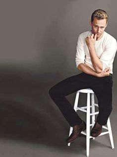 Mr Hiddleston wants to have a word with you