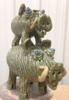 Bo Thompson and Angela Hodges Pottery will be  returning to the 2015 Folk to Fine Arts Festival  March 6-8, 2015  Regional artists displaying and selling works ranging from folk to fine art.