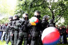 Blockupy 2.0 by strassenstriche.net, via Flickr