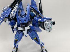 アドヴァンスジンクスVer.ハヤ屋|ハヤブサ屋さんのガンプラ作品|GUNSTA(ガンスタ) Gundam Model, Sci Fi, Science Fiction