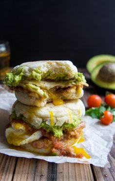 Best Breakfast Sandwich Recipes   theglitterguide.com