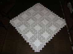 Tablecloth Fabric, Tablecloths, Crochet Fabric, Quilts, Blanket, Rugs, Home Decor, Dining Table Runners, Crocheting Patterns