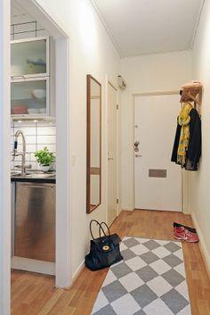 Mirror In Hallway ideje za uređenje hodnika | d&d - dom i dizajn | lakás | pinterest