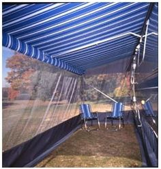 Dress Up Your Airstream And Increase Camping Enjoyment With A Zip Dee Awning