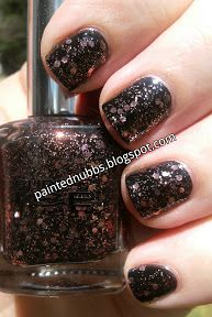 Painted Nubbs: Pure Ice Pardon My French NOTD