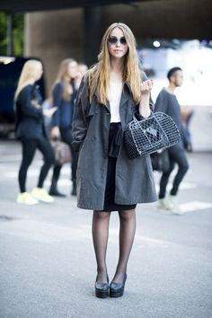 Best Fall Street Style 2012 Photo 36 <3 Fashion Style