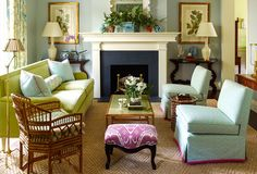 Channel the Look: A Colorful Caribbean Hideaway