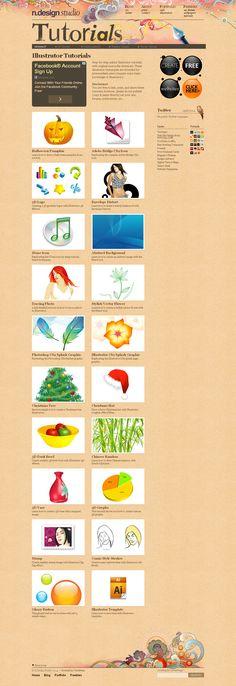 10 sites to find Adobe Illustrator tutorials