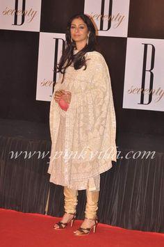 Tabu, Sonali Bendre, Rinke Khanna at Big B's birthday bash
