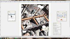 LAZARUS 1: Coloring in progress! Tak wiem jest PS ale poza kilkoma ograniczeniami (CMYK) GIMP sprawdza się świetnie od lat. Więcej: www.martewicz.art Comic Art, Gallery Wall, Polaroid Film, Comics, Frame, Home Decor, Picture Frame, Decoration Home, Room Decor