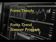 Forex Trendy - Forex Trend Scanner Program - YouTube