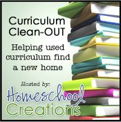 Curriculum Clean Out ~ way for #homeschool families to share curriculum they aren't using with other families via giveaways.