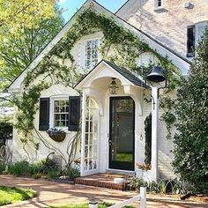 Curb appeal is a term often used to describe your home's first impression. It's how your house looks from the street to you, to passers-by. When your home has super curb appeal, you can take real pride in ownership.