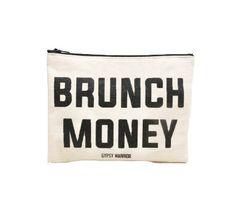Brunch Bolsa de Dinheiro