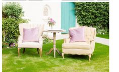 SM Outdoor Chairs, Outdoor Furniture Sets, Outdoor Decor, Lawn Party, Romantic Weddings, Peace And Love, Pillows, Floral, Alchemy
