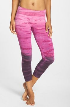 Hard Tail Tie Dye Capris Workout Clothes for Women #exercise #fitness #workout #yoga #nike #gym #workout #Sportsbra #workoutjacket #abs #running SHOP @ FitnessApparelExpress.com