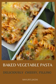 Pot Pasta, Pasta Bake, Pasta Dishes, Easy Dinner Recipes, Pasta Recipes, Noodle Recipes, Drink Recipes, Delicious Recipes, Clean Eating Pasta