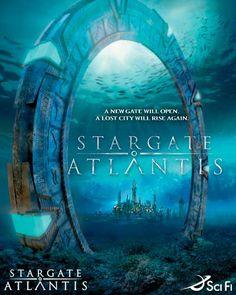 Stargate: Atlantis still one of the coolest shows