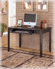 Carlyle Small Home Office Desk Offices Computer
