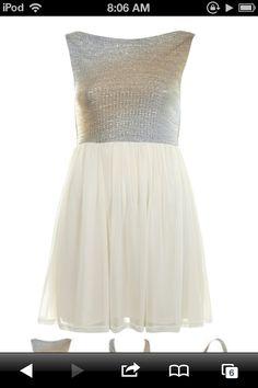 My year 6 farewell dress. Watcha think??