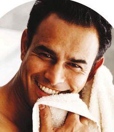 Cejas hombre (foto Gillette) http://www.bellezaactiva.com/2010/11/26/cejas-hombre/