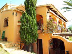Traditionele Villa Moraira Puerto - https://twitter.com/villaslasella/status/698084149173719040