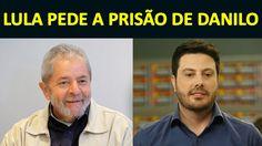 Lula acaba de pedir a prisão de Danilo Gentili por difamação, e pode peg...