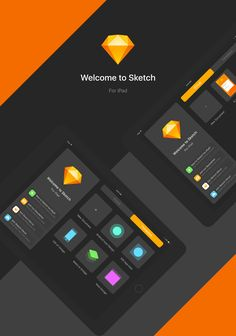 Product Design Concept: Sketch iPad | Abduzeedo