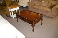 Bombay Furniture Co.  Coffee Table w/ 4 drawers