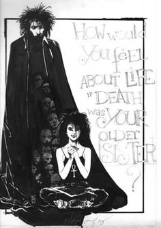 Sandman & Death These were the only graphic novel/comic I was ever into and I loved them!