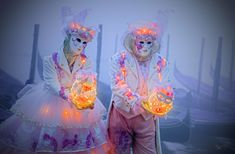 Carnival in Venice — Carmen Sirboiu Photography