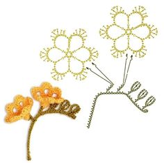 Watch The Video Splendid Crochet a Puff Flower Ideas. Wonderful Crochet a Puff Flower Ideas. Crochet Puff Flower, Crochet Flower Tutorial, Crochet Leaves, Knitted Flowers, Crochet Flower Patterns, Crochet Designs, Easy Crochet Projects, Crochet Crafts, Unique Crochet