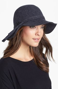 Free shipping and returns on Nordstrom Felt Hat at Nordstrom.com. Italian felt defines a cute floppy cap wrapped with a tie at the crown.