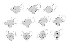 Mais character designs de Shiyoon Kim para Zootopia   THECAB - The Concept Art Blog