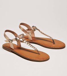 American Eagle Outfitters braided sandals