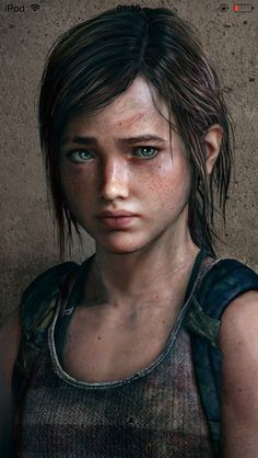 Ellie Video Game Characters, Female Characters, Video Game Art, Video Games, Beyond Two Souls, Joel And Ellie, The Last Of Us2, Gaming Wallpapers, Game Concept