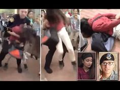 SAISD Police Officer Body Slams 12 Year Old Middle School Girl On Concrete Floor - YouTube