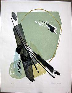 Japanese Art by the artist Rikio Takahashi | Scriptum Inc