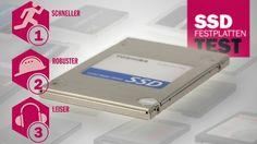 SSD Test ©COMPUTER BILD