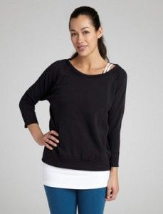 Relaxed Pullover from Beyond Yoga