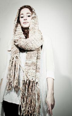 {Boho Scarf Wrap | Thistle & Thorne} Scarf Wrap, Boho, Fashion, Moda, Fashion Styles, Bohemian, Fashion Illustrations