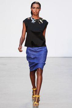 Thakoon Spring 2013 – Vogue