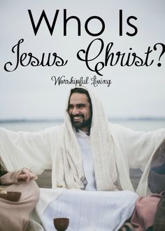 Jesus Christ - Who is he really? What makes Him different? Christianity is based on this central man- so we should know who He is.